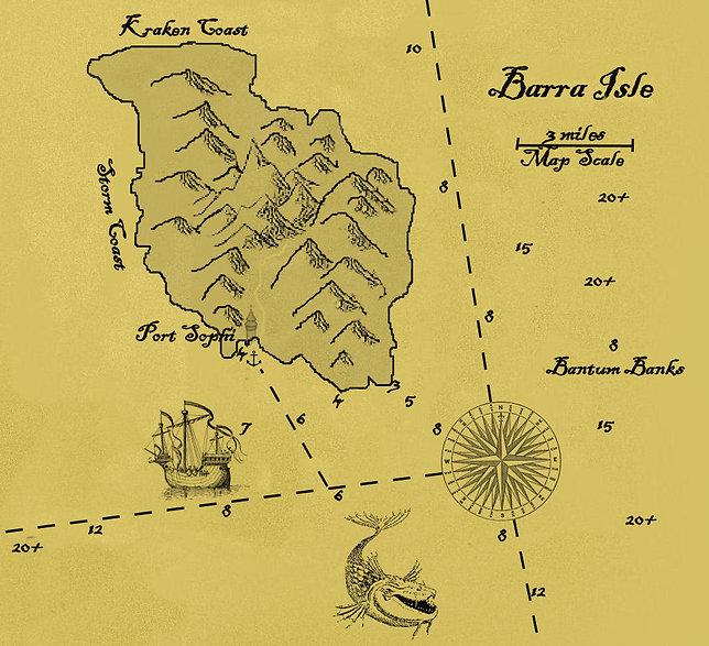 Barra Isle map parchment.jpg