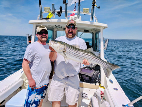 Serving Veterans, One Fish at a Time