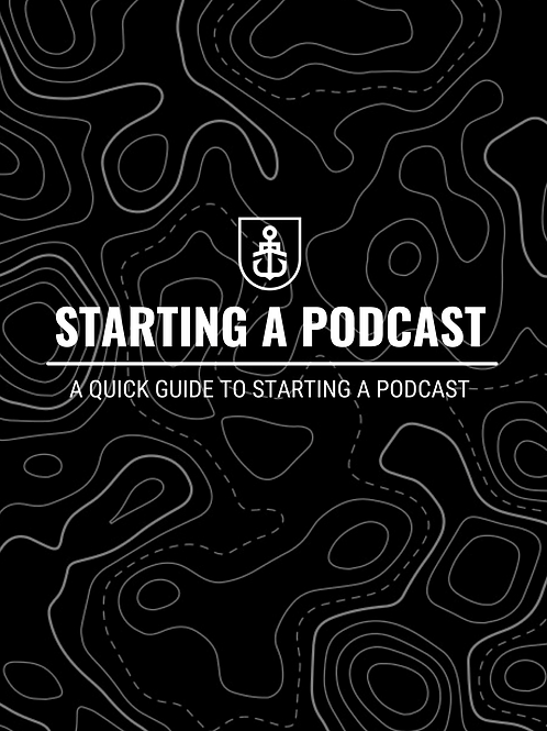 How to Start a Podcast
