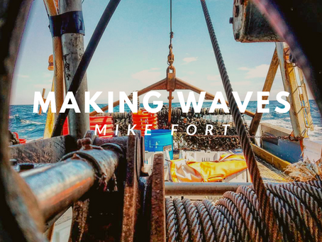 Making Waves x Mike Fort