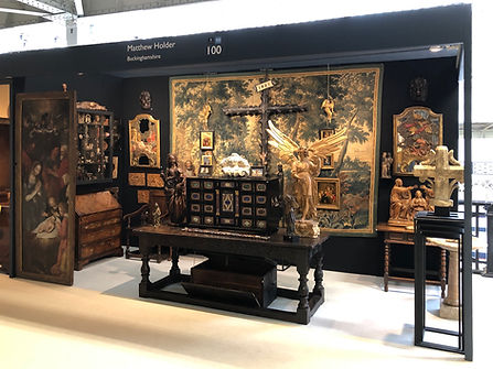 The Winter Art & Antiques Fair, Olympia, London, 2019.
