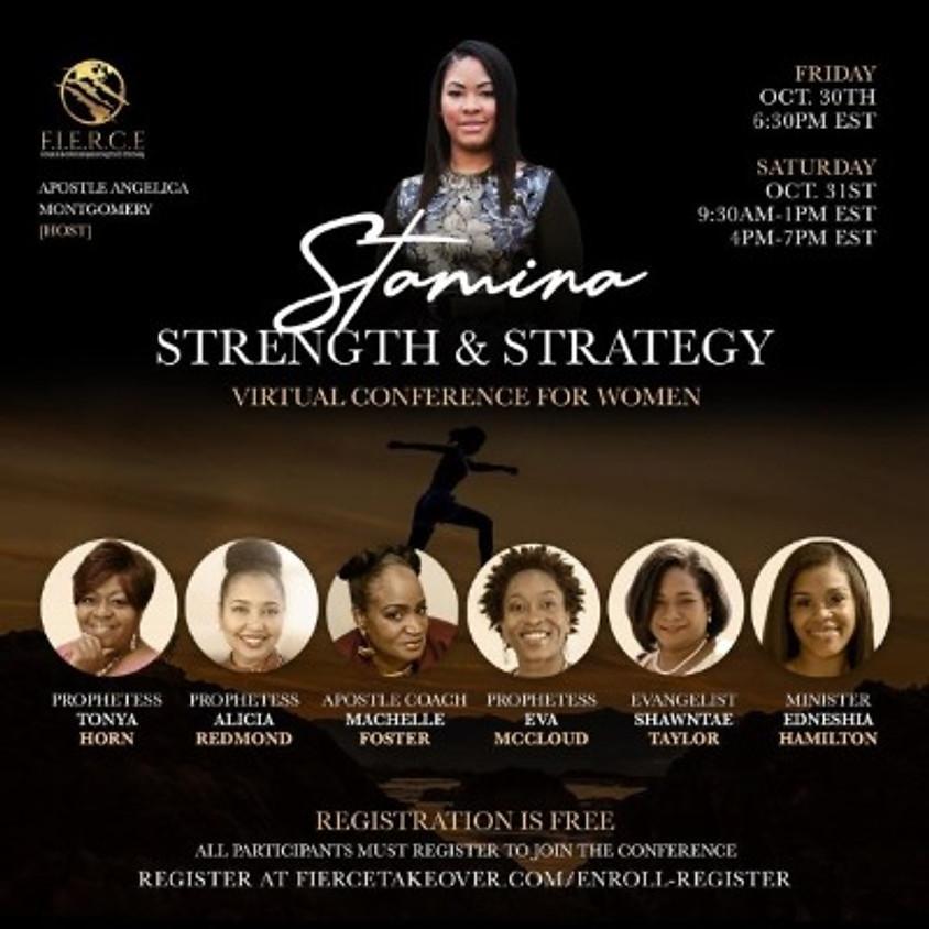 Stamina, Strength & Strategy