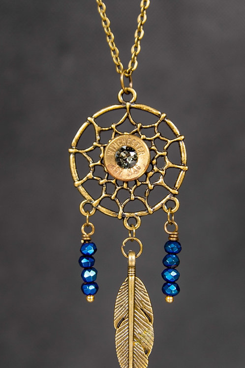 Dreamcatcher Necklace w/ Charm
