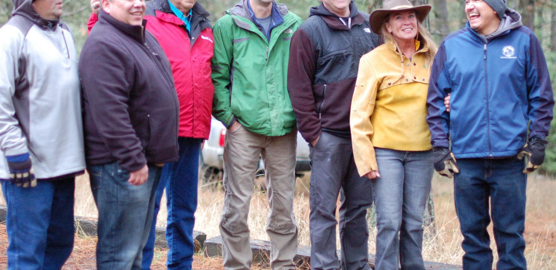CDA Tribal members with Jane Veltkamp.JP