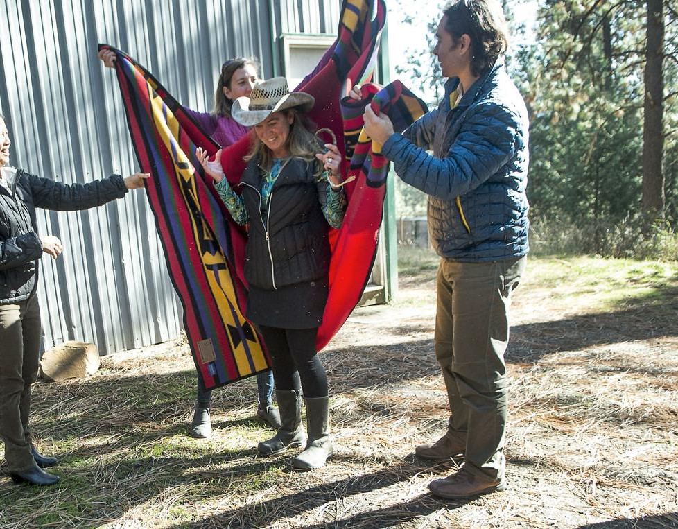 "CDA Tribe ""Blankets"" Jane Veltkamp.JPG"