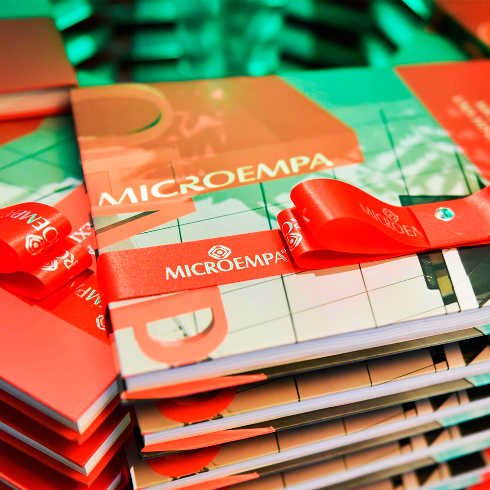 Livro 35 anos Microempa