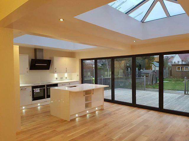 A beautiful shot from our grays bungalow  project
