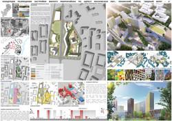 Проект жилого района