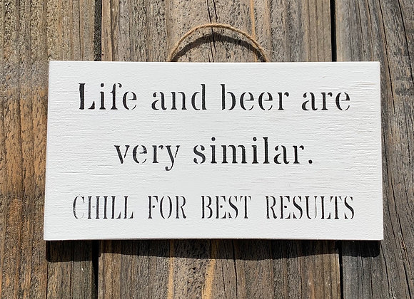 Life And Beer
