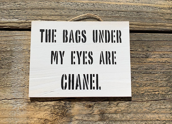The Bags Under My Eyes | Small Gifts | Funny Quotes | Funny Gifts For Friends