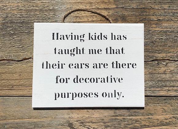 Having Kids Has Taught Me