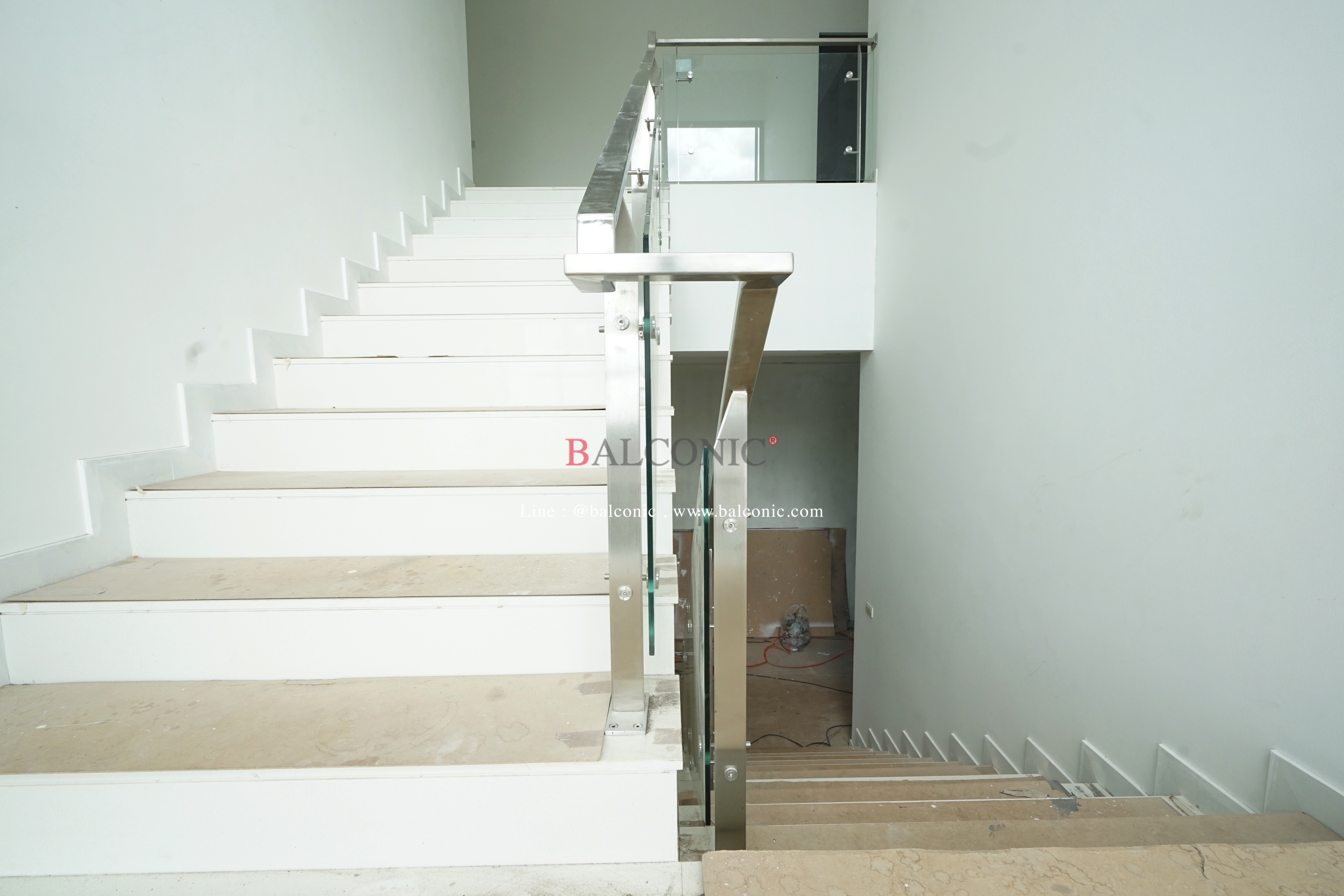 SUS STAIR RAILING DESIGN