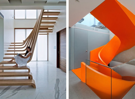25+ Stunningly Designed Staircases That Are a Step Above All the Rest