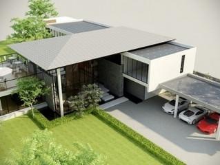 หลังคาและวัสดุมุงหลังคา เรื่องควรรู้ก่อนสร้างบ้าน