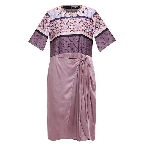 Wulan Short Sleeve Dress