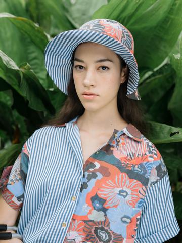Malia Shirt in Stripes