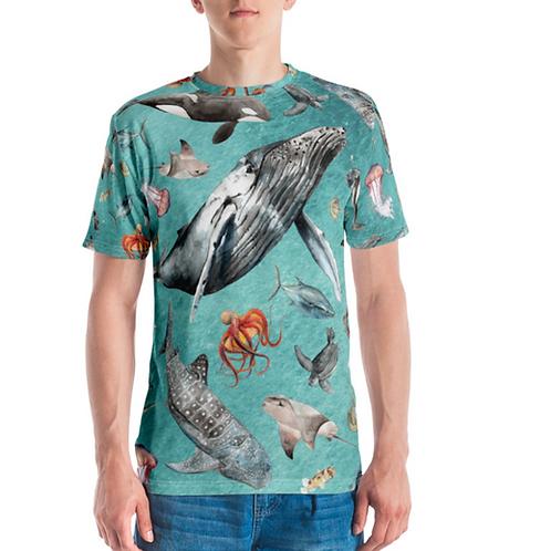 Deep Blue T-Shirt