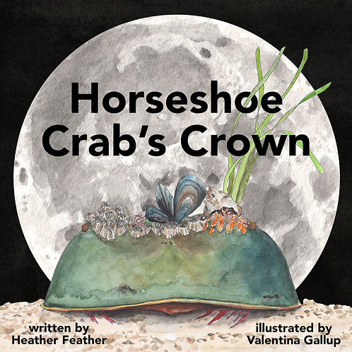 Horseshoe Crab's Crown Book