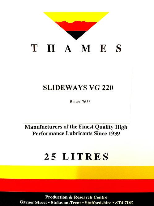 SLIDEWAYS OIL VG 220