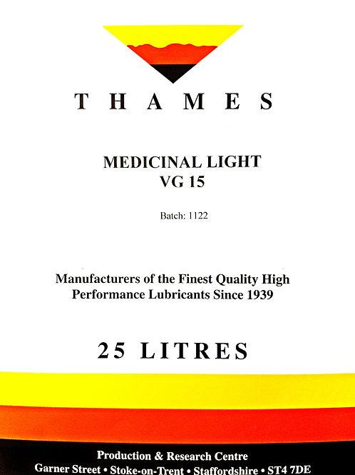 MEDICINAL WHITE OIL VG 15