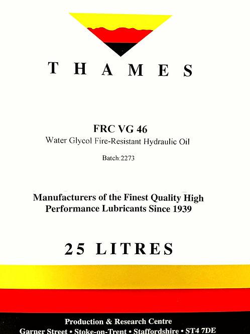 FRC VG 46 Fire Resistant Hydraulic Oil