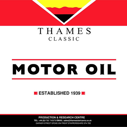 20W/50 Classic Motor Oil
