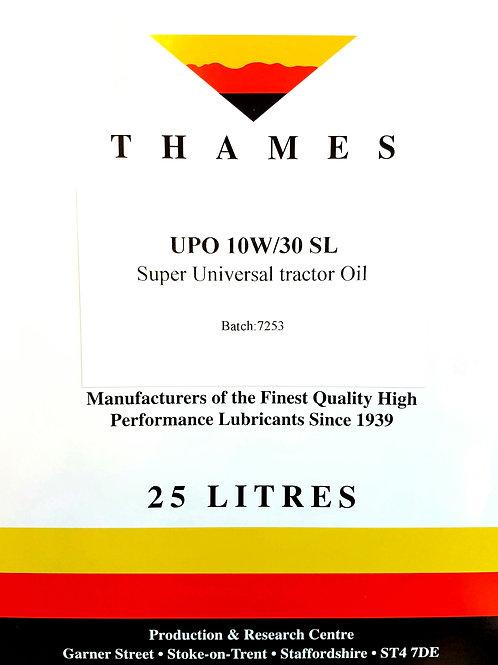 UPO 10W/30 SL Universal Plant Oil