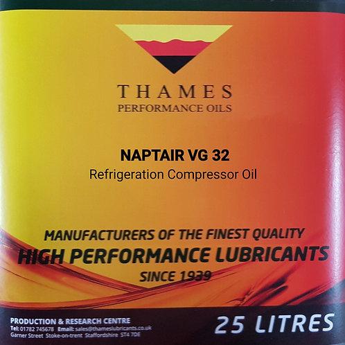 NAPTAIR VG 32 Refrigeration Compressor Oil