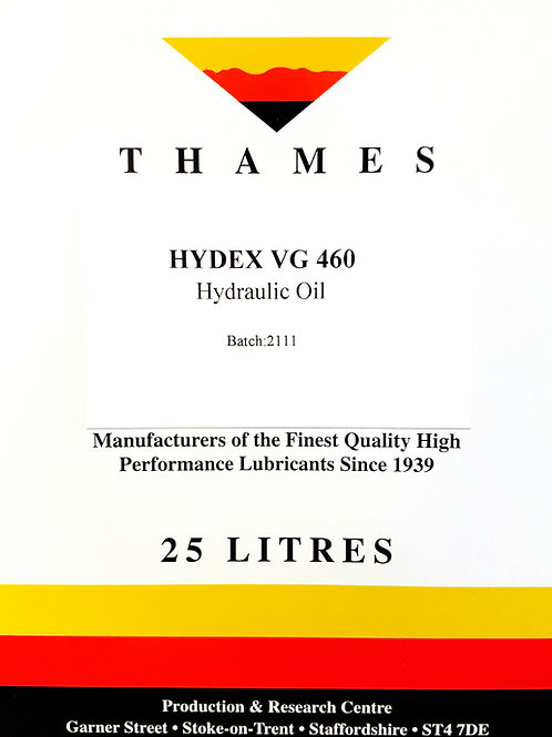 Hydex VG 460 Hydraulic Oil