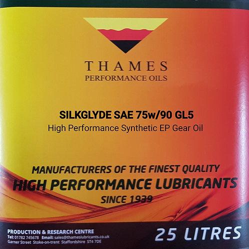 SILKGLYDE 75W/90 Synthetic EP GL5 Gear Oil