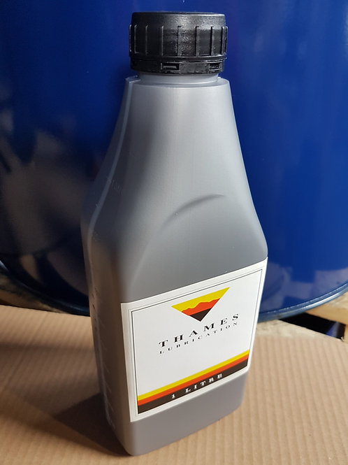 SILKGEAR VG 1000 Synthetic Industrial Gear Oil
