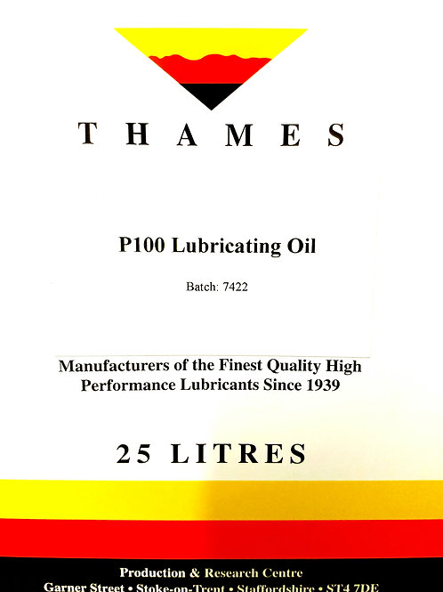P100 LUBRICATING OIL