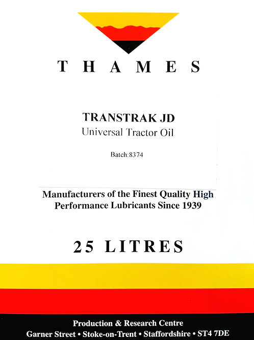 TRANSTRAK JD Transmission Oil