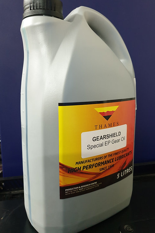 Gearshield 903Water resistant Super EP Gear Lubricant