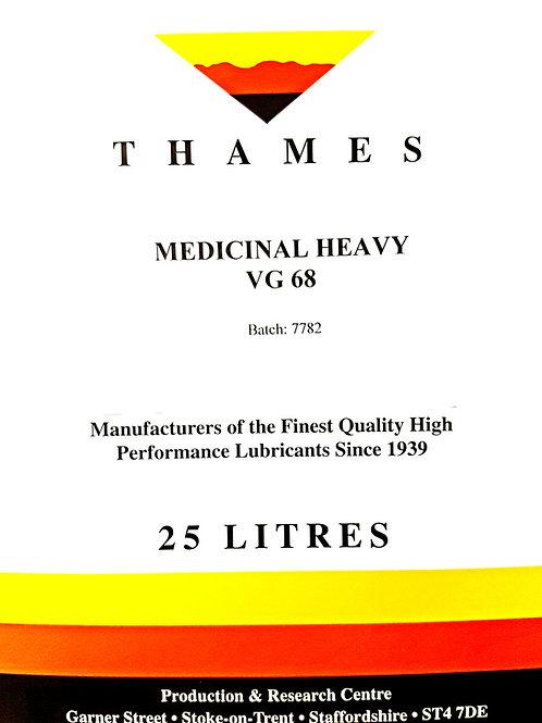 MEDICINAL WHITE OIL VG 68