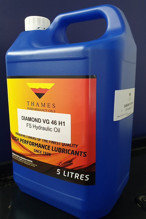 Diamond VG 46 H1 Food Safe Oil