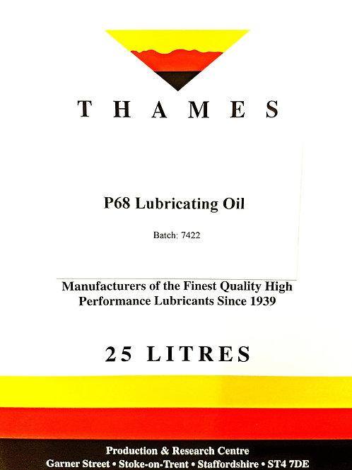 P68 LUBRICATING OIL