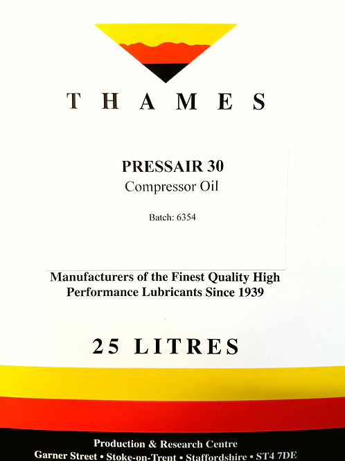 PRESSAIR 30 Compressor Oil