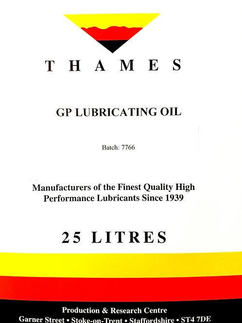 GP LUBRICATING OIL