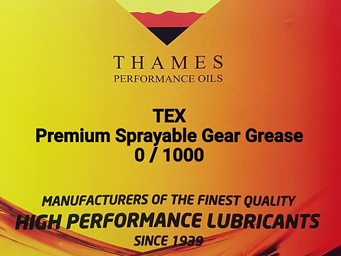 TEX Sprayable Gear Grease 0 / 1000