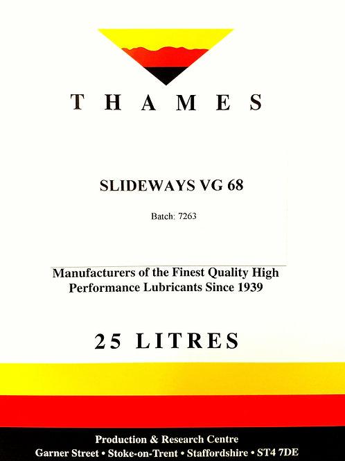 SLIDEWAYS OIL VG 68