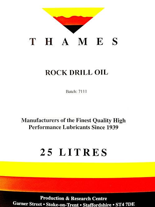 ROCK DRILL OIL