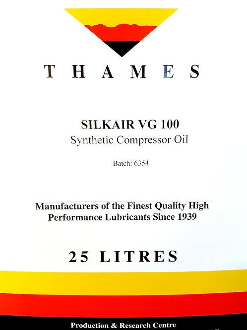 SILKAIR VG 100 Synthetic Compressor Oil