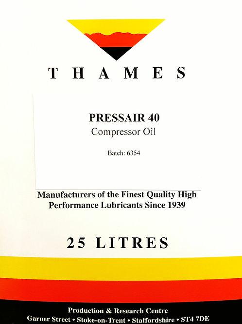 PRESSAIR 40 Compressor Oil