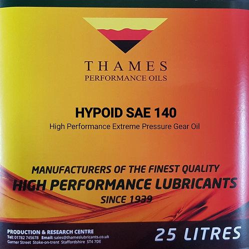HYPOID SAE 140 Gear Oil