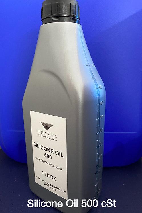 SILICONE OIL 500 cSt