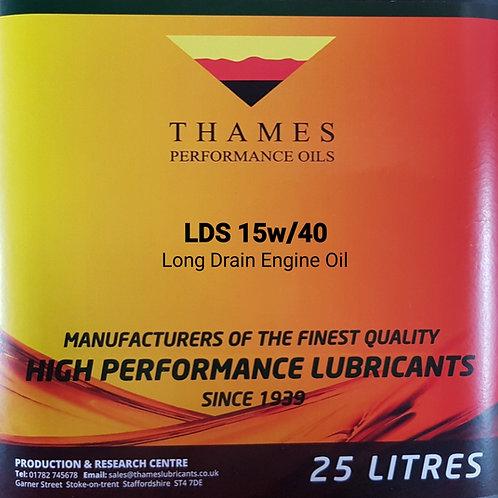 LDS 15W/40 Engine Oil