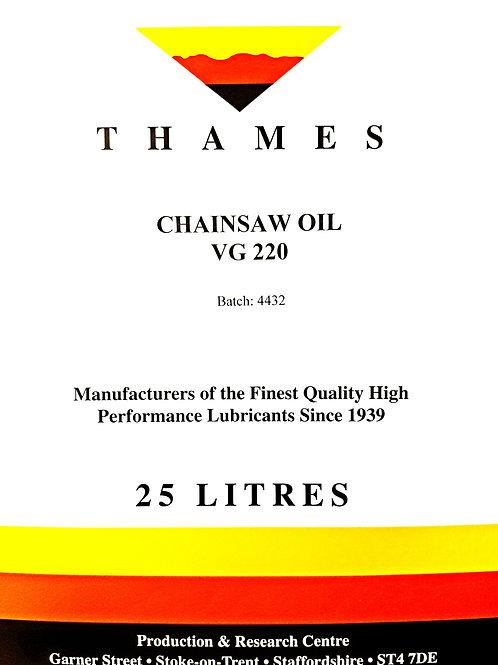 CHAINSAW OIL VG 220