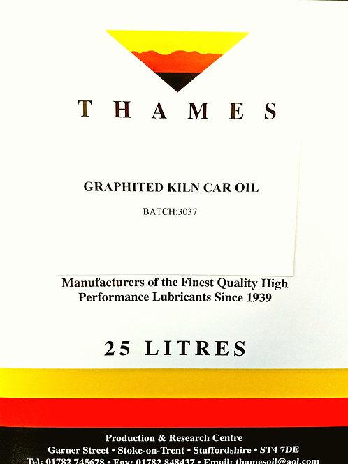 Graphited Kiln Car Oil