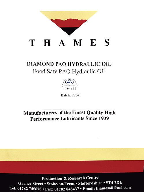 Diamond VG 68 Hydraulic Oil